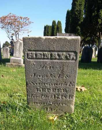 LEPPER, HENRY J. - Trumbull County, Ohio | HENRY J. LEPPER - Ohio Gravestone Photos