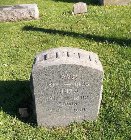 LEPPER, JAMES - Trumbull County, Ohio | JAMES LEPPER - Ohio Gravestone Photos