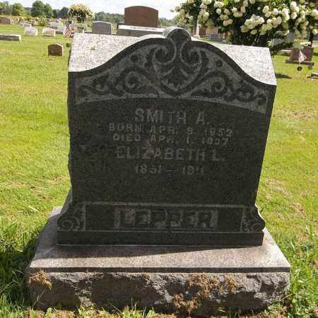 LEPPER, ELIZABETH L. - Trumbull County, Ohio | ELIZABETH L. LEPPER - Ohio Gravestone Photos