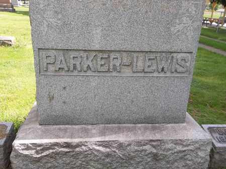LEWIS, CHARLES E. - Trumbull County, Ohio   CHARLES E. LEWIS - Ohio Gravestone Photos