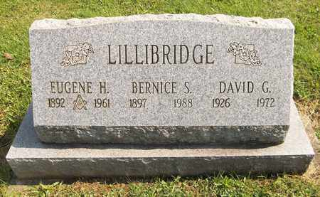 LILLIBRIDGE, EUGENE H. - Trumbull County, Ohio | EUGENE H. LILLIBRIDGE - Ohio Gravestone Photos