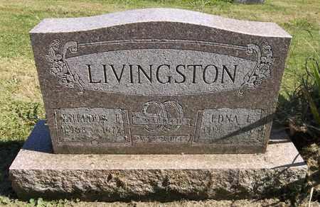 LIVINGSTON, EDNA L. - Trumbull County, Ohio | EDNA L. LIVINGSTON - Ohio Gravestone Photos