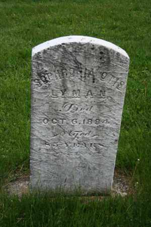 LYMAN, SOPHRONIA OTIS - Trumbull County, Ohio | SOPHRONIA OTIS LYMAN - Ohio Gravestone Photos