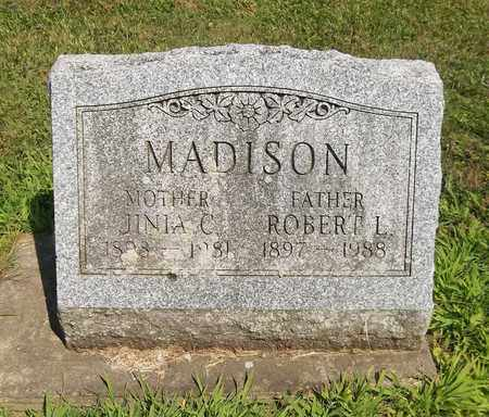 MADISON, ROBERT L. - Trumbull County, Ohio | ROBERT L. MADISON - Ohio Gravestone Photos