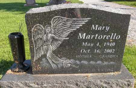 MARTORELLO, MARY - Trumbull County, Ohio | MARY MARTORELLO - Ohio Gravestone Photos