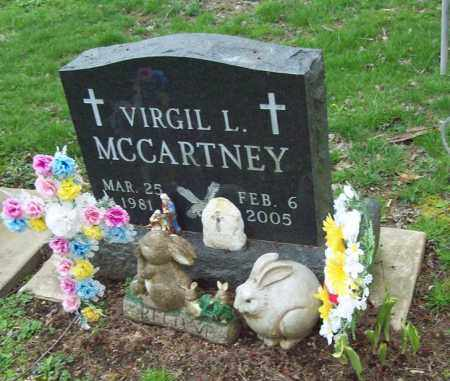 MCCARTNEY, VIRGIL L. - Trumbull County, Ohio   VIRGIL L. MCCARTNEY - Ohio Gravestone Photos