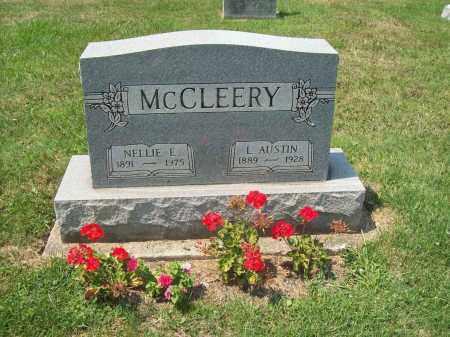 MCCLEERY, NELLIE E. - Trumbull County, Ohio | NELLIE E. MCCLEERY - Ohio Gravestone Photos
