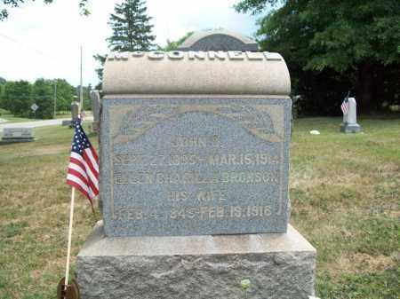 MCCONNELL, ELLEN CHARILLA - Trumbull County, Ohio | ELLEN CHARILLA MCCONNELL - Ohio Gravestone Photos