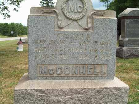 MCCONNELL, MARY - Trumbull County, Ohio | MARY MCCONNELL - Ohio Gravestone Photos