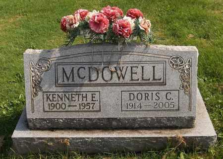 MCDOWELL, KENNETH E. - Trumbull County, Ohio | KENNETH E. MCDOWELL - Ohio Gravestone Photos