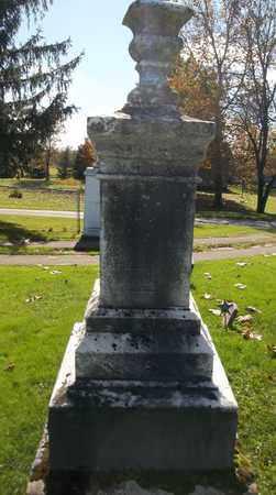 MCGOWAN, SARAH - Trumbull County, Ohio | SARAH MCGOWAN - Ohio Gravestone Photos