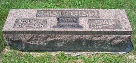 MERCER, LELA - Trumbull County, Ohio | LELA MERCER - Ohio Gravestone Photos