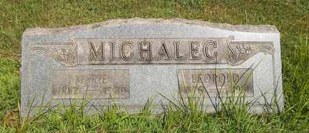 MICHALEC, LEOPOLD - Trumbull County, Ohio | LEOPOLD MICHALEC - Ohio Gravestone Photos