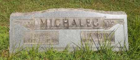 MICHALEC, MARIE - Trumbull County, Ohio | MARIE MICHALEC - Ohio Gravestone Photos