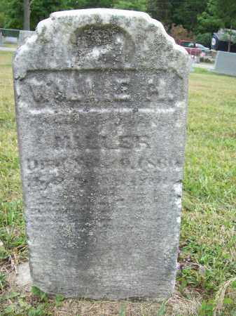 MILLER, WILLIE H. - Trumbull County, Ohio   WILLIE H. MILLER - Ohio Gravestone Photos