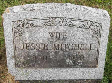 MITCHELL, JESSIE - Trumbull County, Ohio | JESSIE MITCHELL - Ohio Gravestone Photos