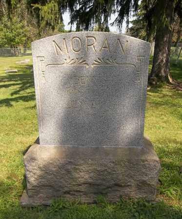 MORAN, DENNIS - Trumbull County, Ohio | DENNIS MORAN - Ohio Gravestone Photos