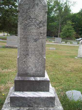MORRIS, MARY J. - Trumbull County, Ohio | MARY J. MORRIS - Ohio Gravestone Photos