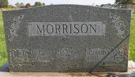 MORRISON, EDRIE D. - Trumbull County, Ohio | EDRIE D. MORRISON - Ohio Gravestone Photos