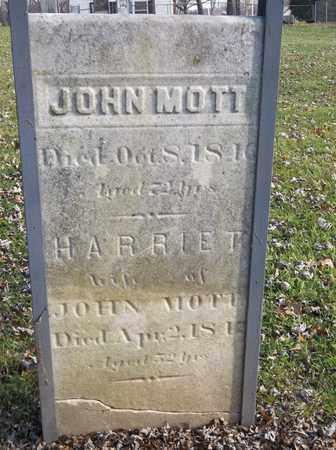 MOTT, HARRIET - Trumbull County, Ohio | HARRIET MOTT - Ohio Gravestone Photos