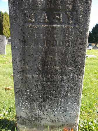 MURDOCK, MARY - Trumbull County, Ohio | MARY MURDOCK - Ohio Gravestone Photos