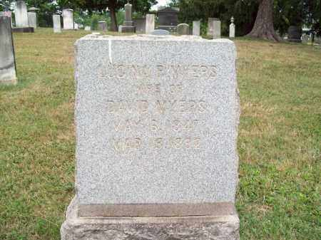 MYERS, LUCINA - Trumbull County, Ohio | LUCINA MYERS - Ohio Gravestone Photos