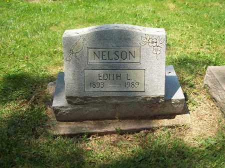 NELSON, EDITH L. - Trumbull County, Ohio | EDITH L. NELSON - Ohio Gravestone Photos