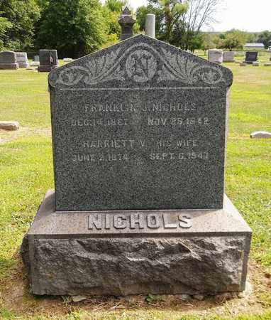 NICHOLS, HARRIETT - Trumbull County, Ohio | HARRIETT NICHOLS - Ohio Gravestone Photos