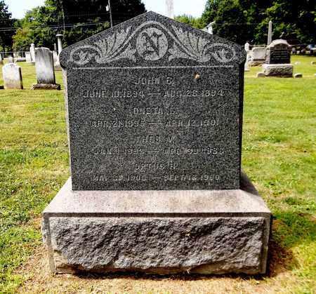 NICHOLS, THEO V. - Trumbull County, Ohio | THEO V. NICHOLS - Ohio Gravestone Photos