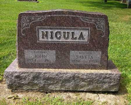 NICULA, JOHN - Trumbull County, Ohio | JOHN NICULA - Ohio Gravestone Photos