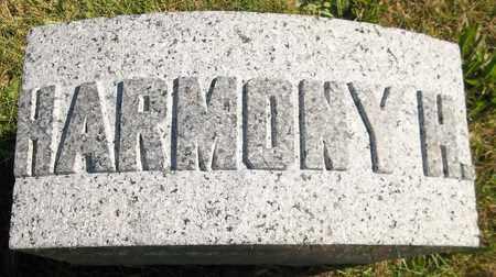 NORRIS, HARMONY H. - Trumbull County, Ohio   HARMONY H. NORRIS - Ohio Gravestone Photos