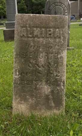 NORTON, ALMIRA - Trumbull County, Ohio   ALMIRA NORTON - Ohio Gravestone Photos