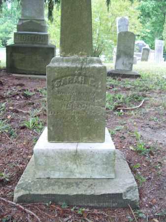 NORTON, SARAH E. - Trumbull County, Ohio   SARAH E. NORTON - Ohio Gravestone Photos