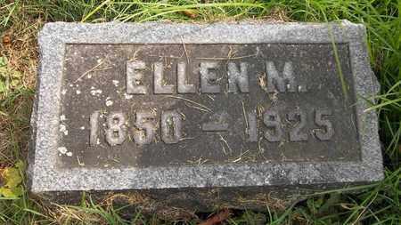 NYE, ELLEN - Trumbull County, Ohio | ELLEN NYE - Ohio Gravestone Photos
