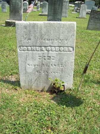 OSBORN, JOSHUA - Trumbull County, Ohio | JOSHUA OSBORN - Ohio Gravestone Photos