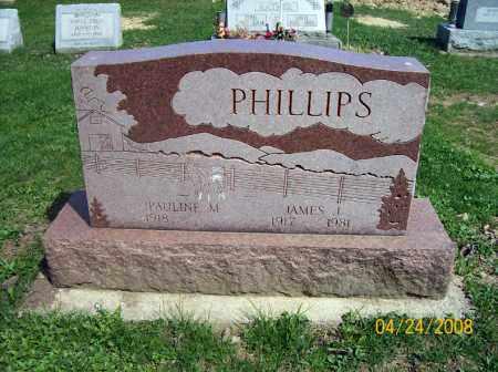 PHILLLIPS, PAULINE M. - Trumbull County, Ohio | PAULINE M. PHILLLIPS - Ohio Gravestone Photos