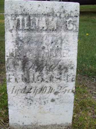 PIERCE, WILLIAM G. - Trumbull County, Ohio | WILLIAM G. PIERCE - Ohio Gravestone Photos
