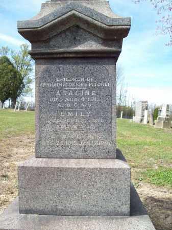 PITCHER, C. W. - Trumbull County, Ohio | C. W. PITCHER - Ohio Gravestone Photos