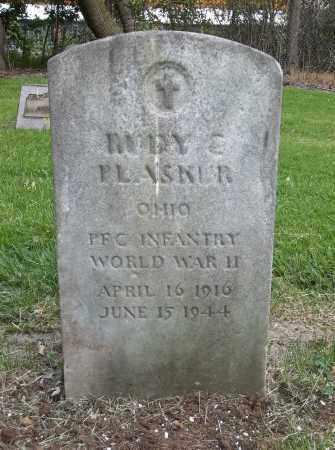 PLASKUR, RUDY C. - Trumbull County, Ohio   RUDY C. PLASKUR - Ohio Gravestone Photos