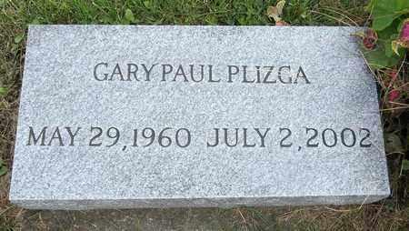 PLIZGA, GARY PAUL - Trumbull County, Ohio | GARY PAUL PLIZGA - Ohio Gravestone Photos