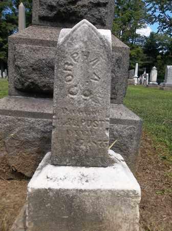 POST, ORPHA - Trumbull County, Ohio | ORPHA POST - Ohio Gravestone Photos