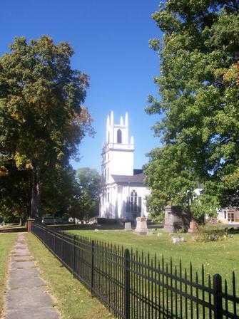 PRESBYTERIAN, KINSMAN - Trumbull County, Ohio | KINSMAN PRESBYTERIAN - Ohio Gravestone Photos