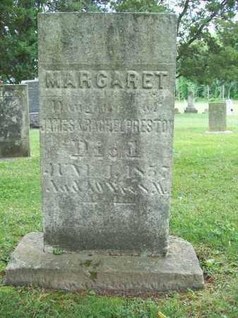 PRESTON, MARGARET - Trumbull County, Ohio | MARGARET PRESTON - Ohio Gravestone Photos