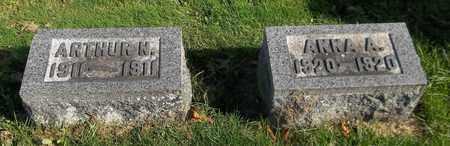 PRICE, ARTHUR - Trumbull County, Ohio   ARTHUR PRICE - Ohio Gravestone Photos