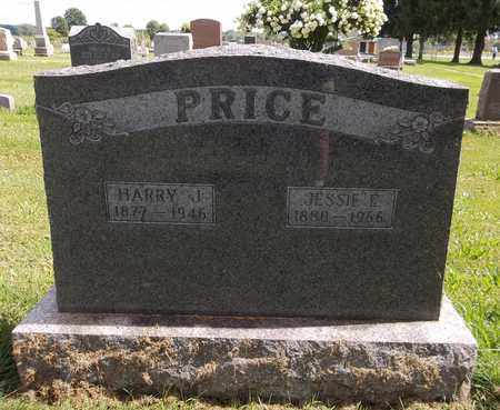 PRICE, JESSIE E. - Trumbull County, Ohio   JESSIE E. PRICE - Ohio Gravestone Photos