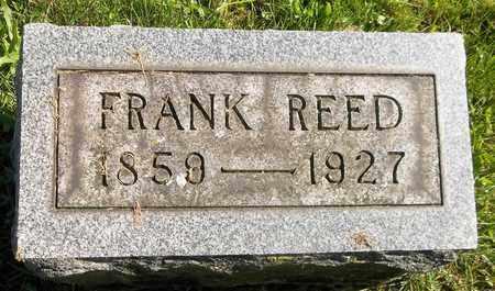 REED, FRANK - Trumbull County, Ohio   FRANK REED - Ohio Gravestone Photos