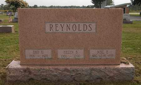 REYNOLDS, NEIL E. - Trumbull County, Ohio | NEIL E. REYNOLDS - Ohio Gravestone Photos