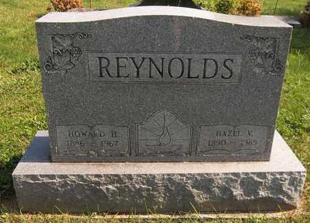 REYNOLDS, HOWARD H. - Trumbull County, Ohio | HOWARD H. REYNOLDS - Ohio Gravestone Photos