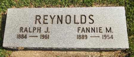 REYNOLDS, RALPH J. - Trumbull County, Ohio | RALPH J. REYNOLDS - Ohio Gravestone Photos