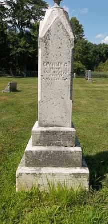 RHODES, CHARLIE G. - Trumbull County, Ohio   CHARLIE G. RHODES - Ohio Gravestone Photos